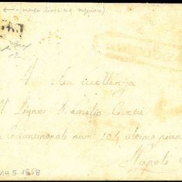 1858 Regno di Napoli 2gr. lilla rosa (N°5b)