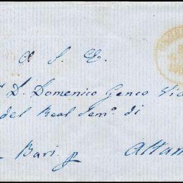 1860 Napoli 2gr. rosa chiaro IIa tavola (N°6)