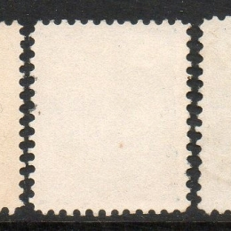 1885 Finlandia: stemma con cifra ai quattro angoli (N°21/27)