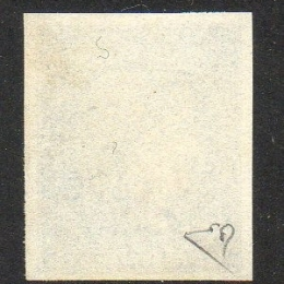 1870 Francia: Cerere 20c. azzurro (N°44)