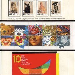1981/2000 Gran Bretagna: collezione del periodo