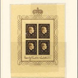 1920/1998 Liechtenstein: collezione del periodo completa